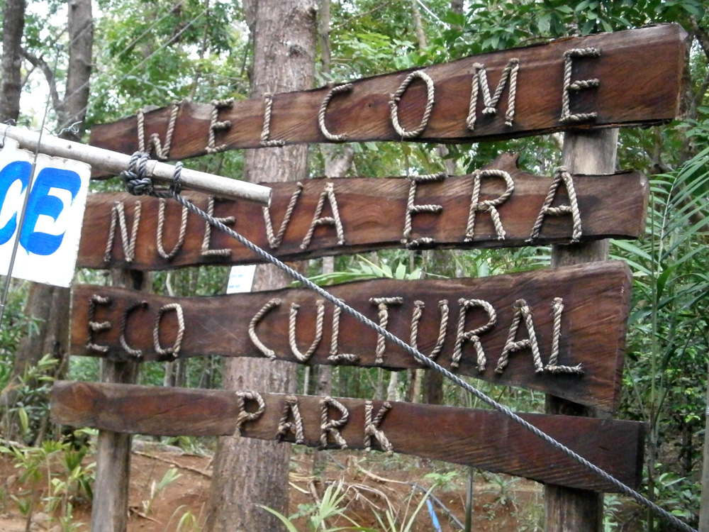Welcome to Nueva Era Cultural Park