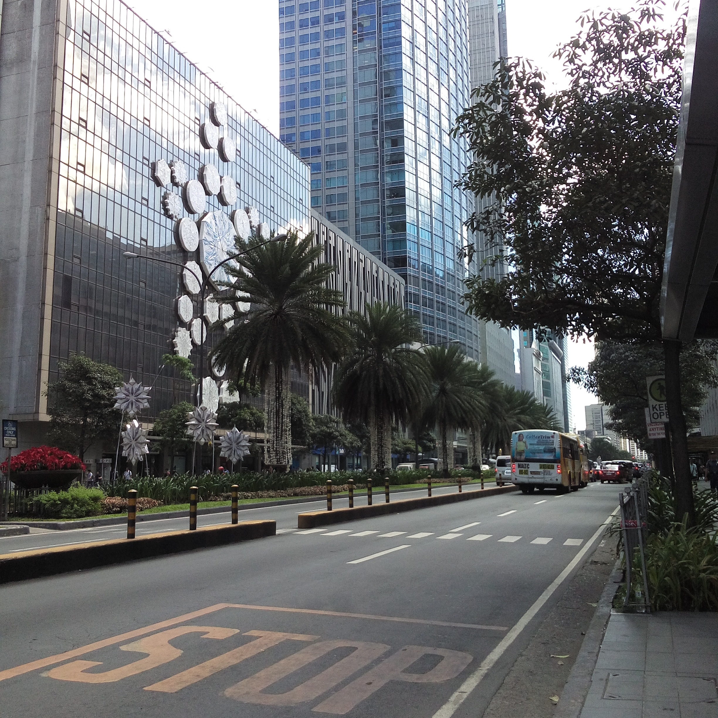 Ayala Avenue again
