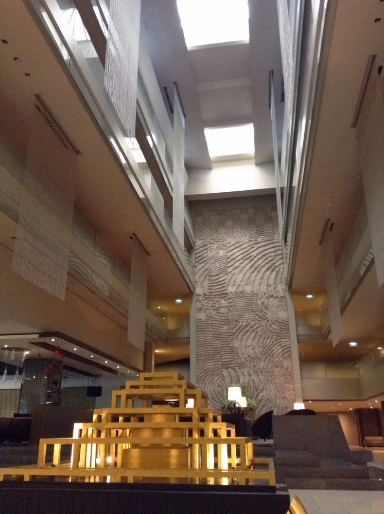 Lobby of Swissotel Nai Lert Park