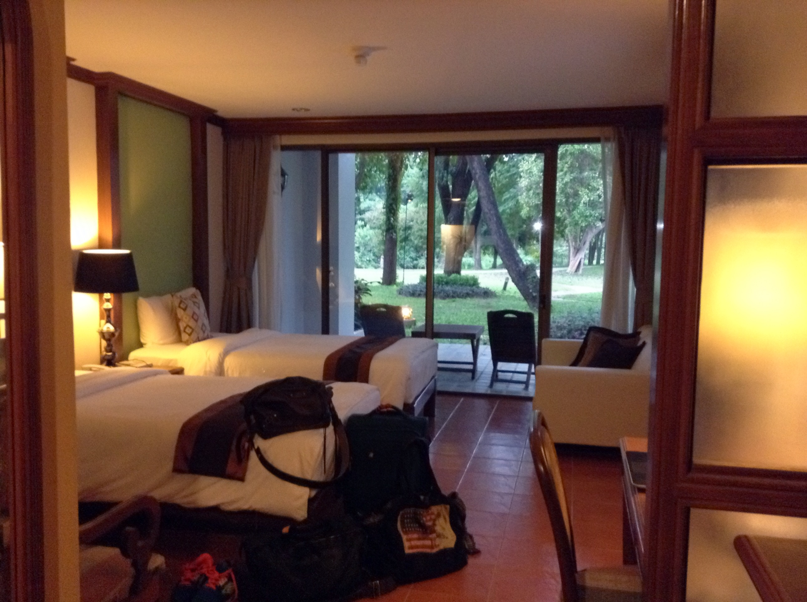 Room at Comsaed River Kwai Resort