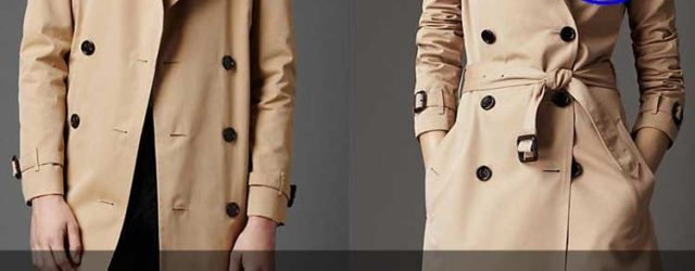 The Laughable Burberry Trench Coat Scare - Men vs Women - BRYOLOGUE