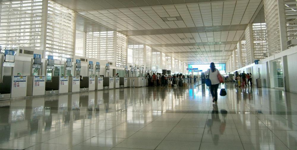 NAIA Terminal 2 - Centennial Terminal