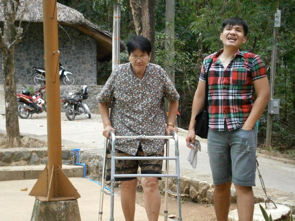 Nanang and Mon