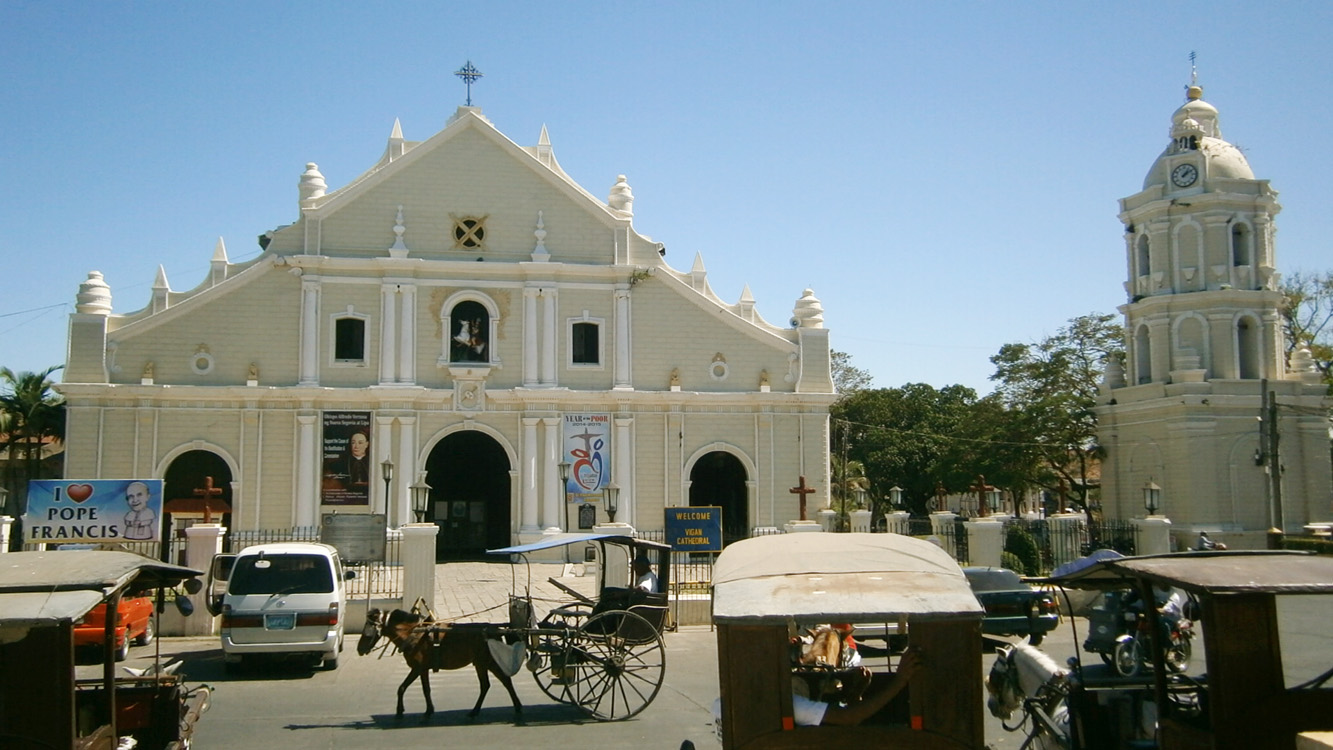 St. Paul's Cathedral, Vigan, Ilocos Sur