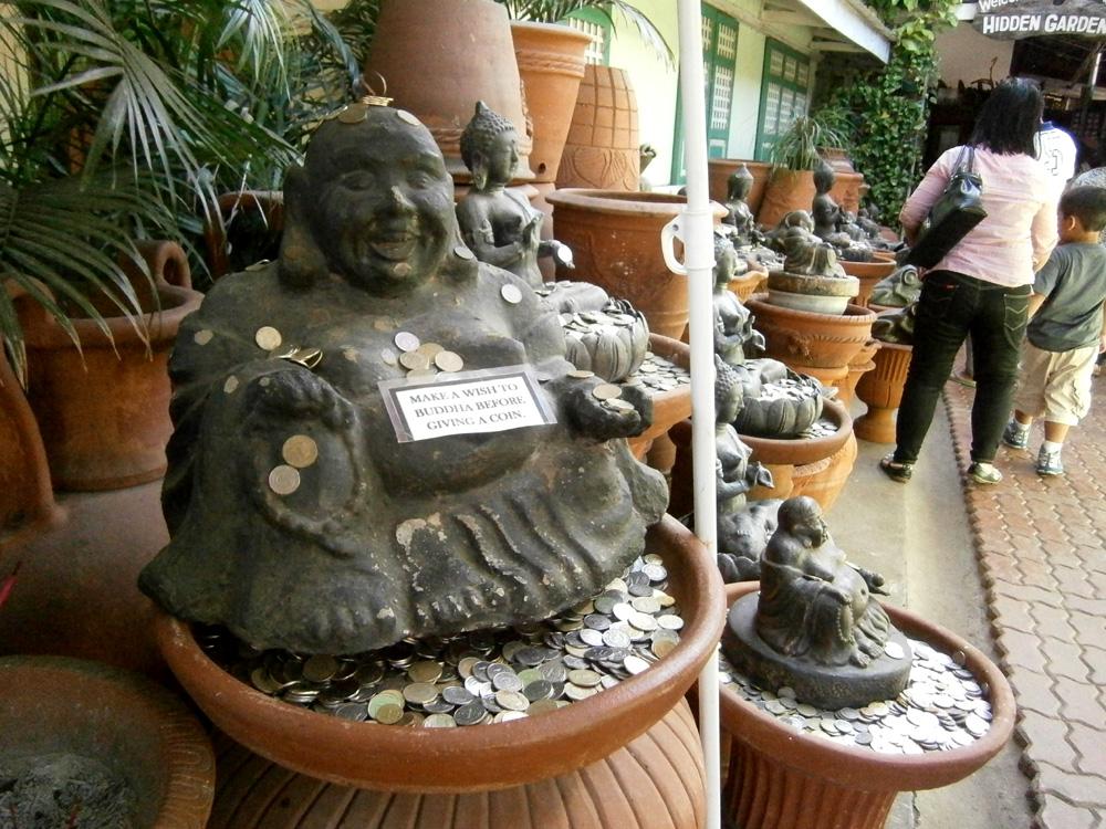 Wishing Buddha