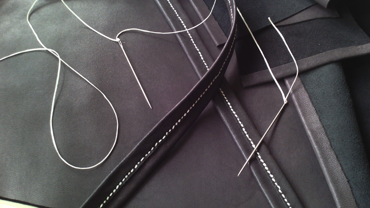 Another Saddle-Stitch Project