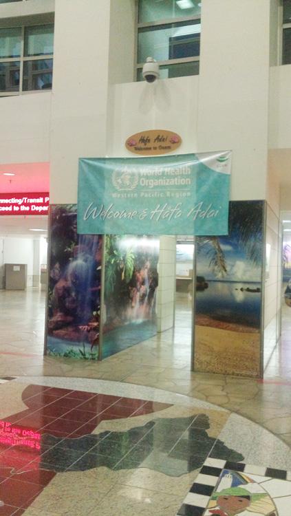Hafa Adai! Welcome to Guam