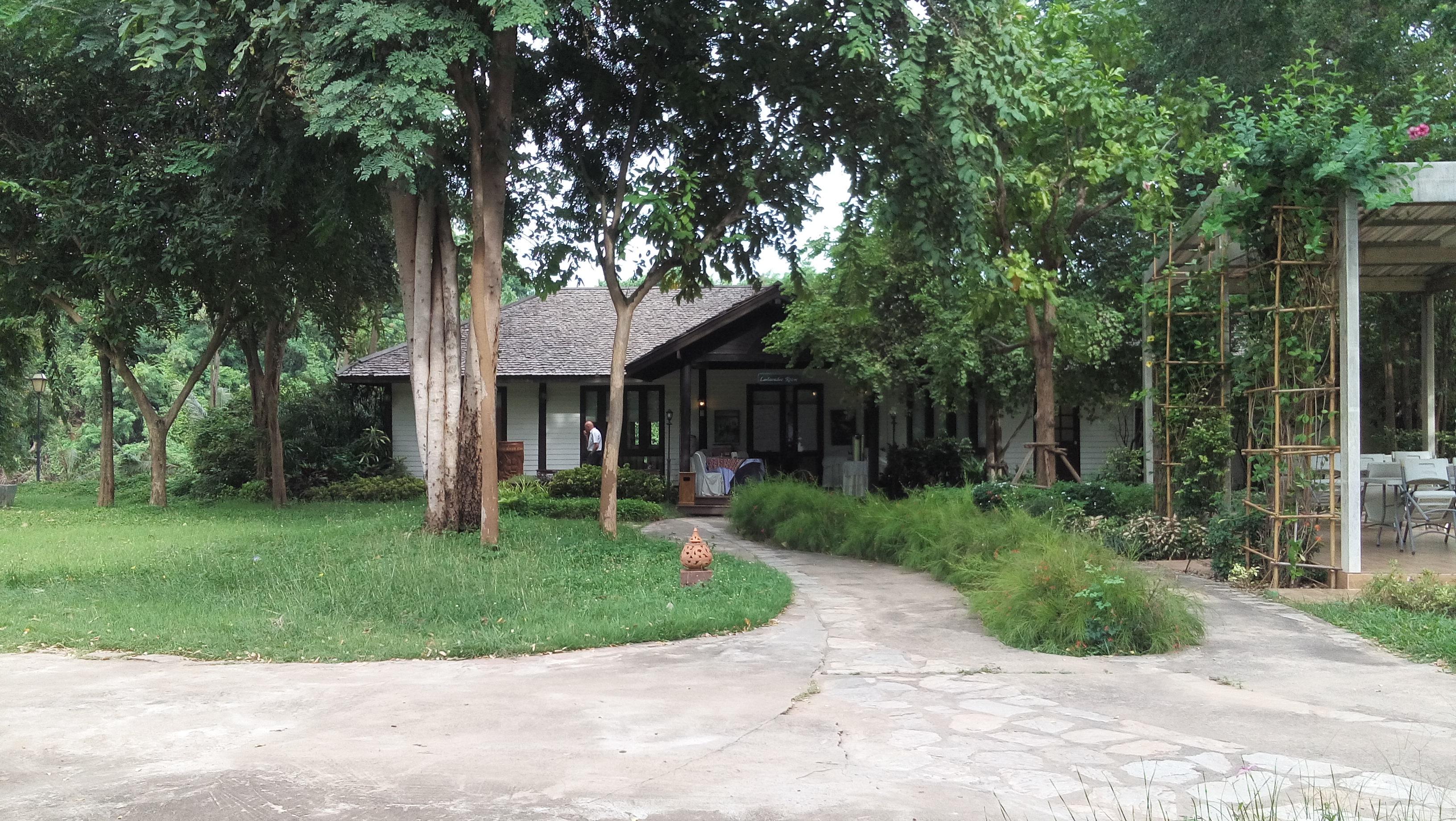 Our training quarters
