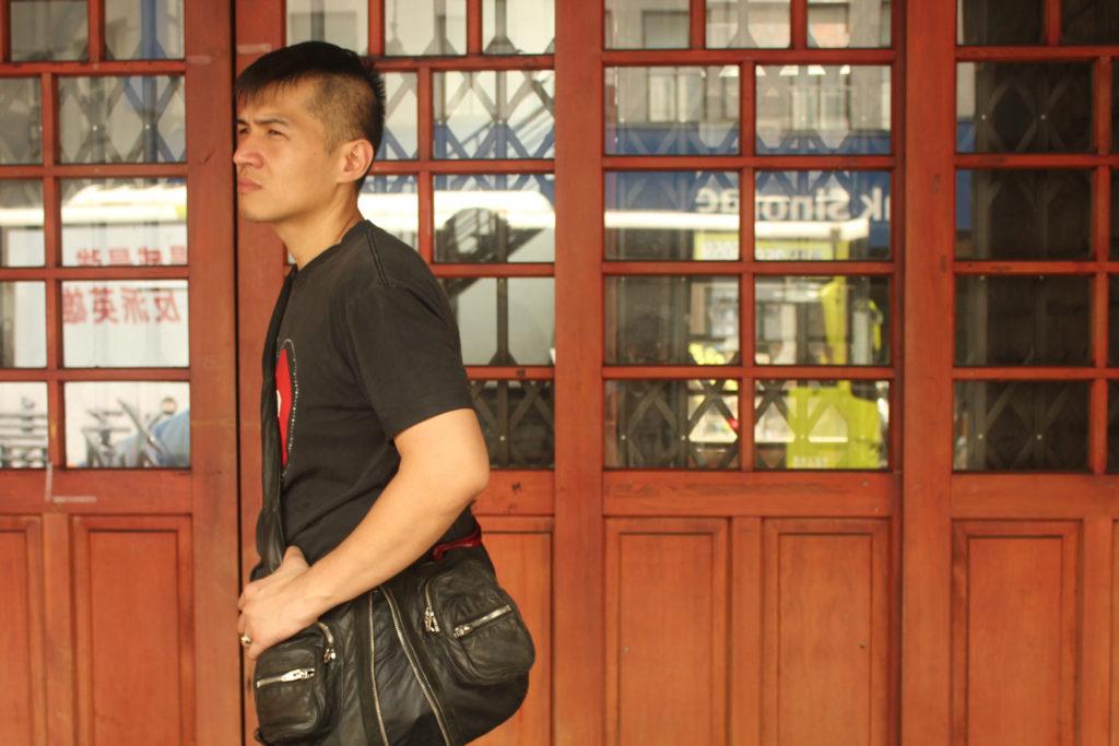 At Bopilao Old Street - Alexander Wang Donna Hobo Bag