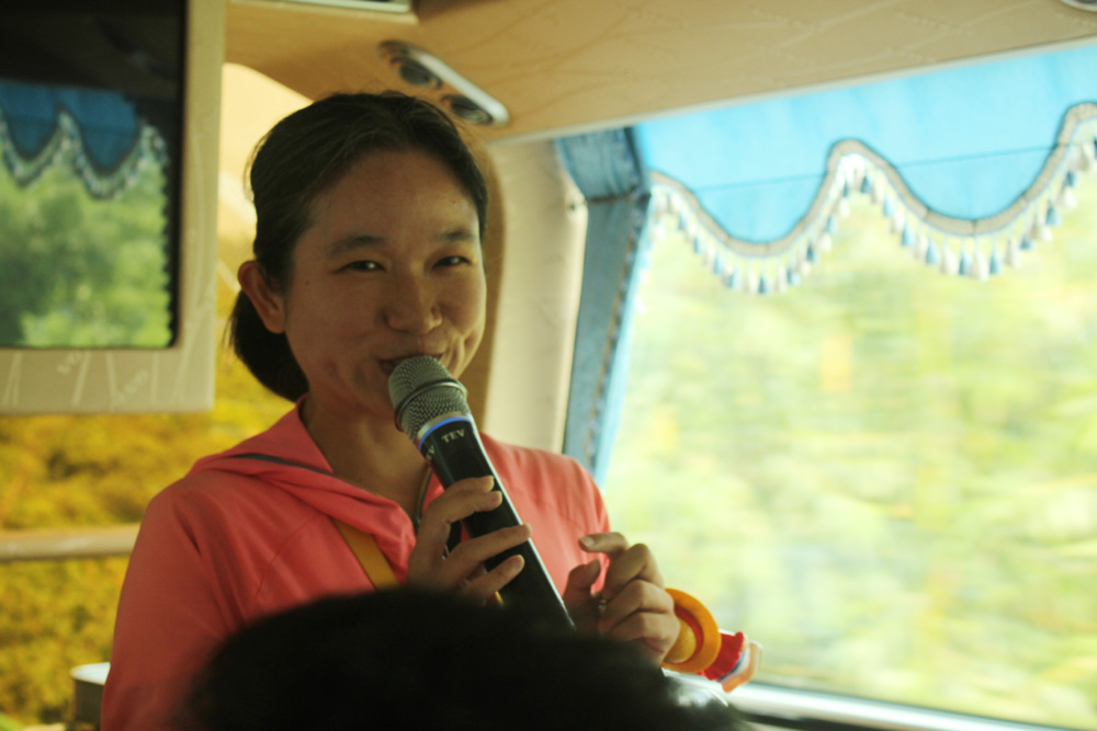 007 Our tour guide from Klook --- Tung!