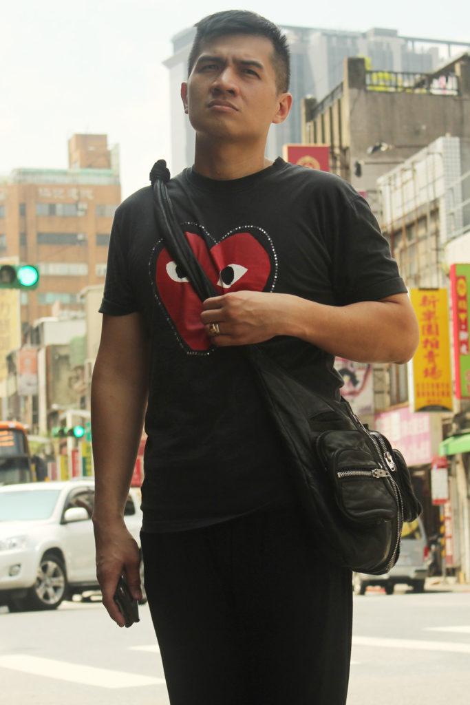 Like a fashion blogger at the streets of Taipei LOL