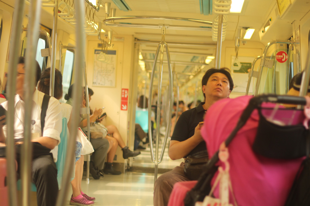 014 Traveling to Tamsui
