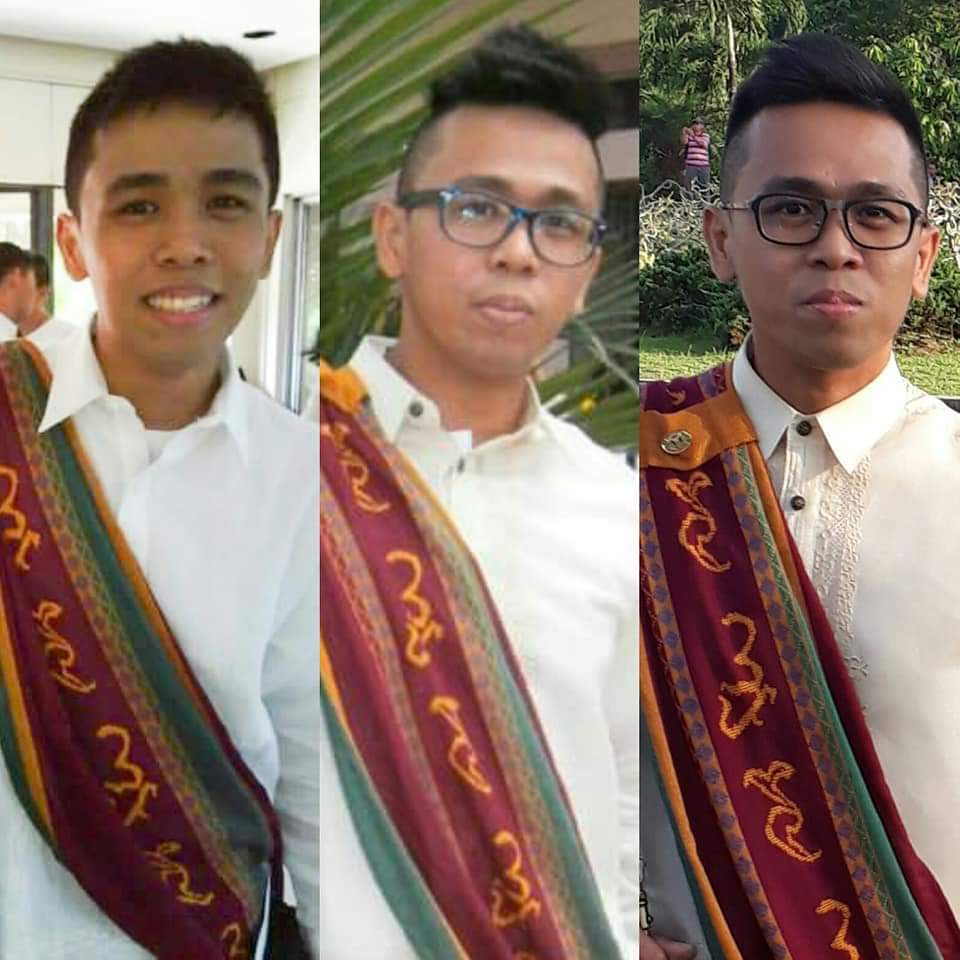 My Sablay's third outing --- 2007, 2012, and 2018