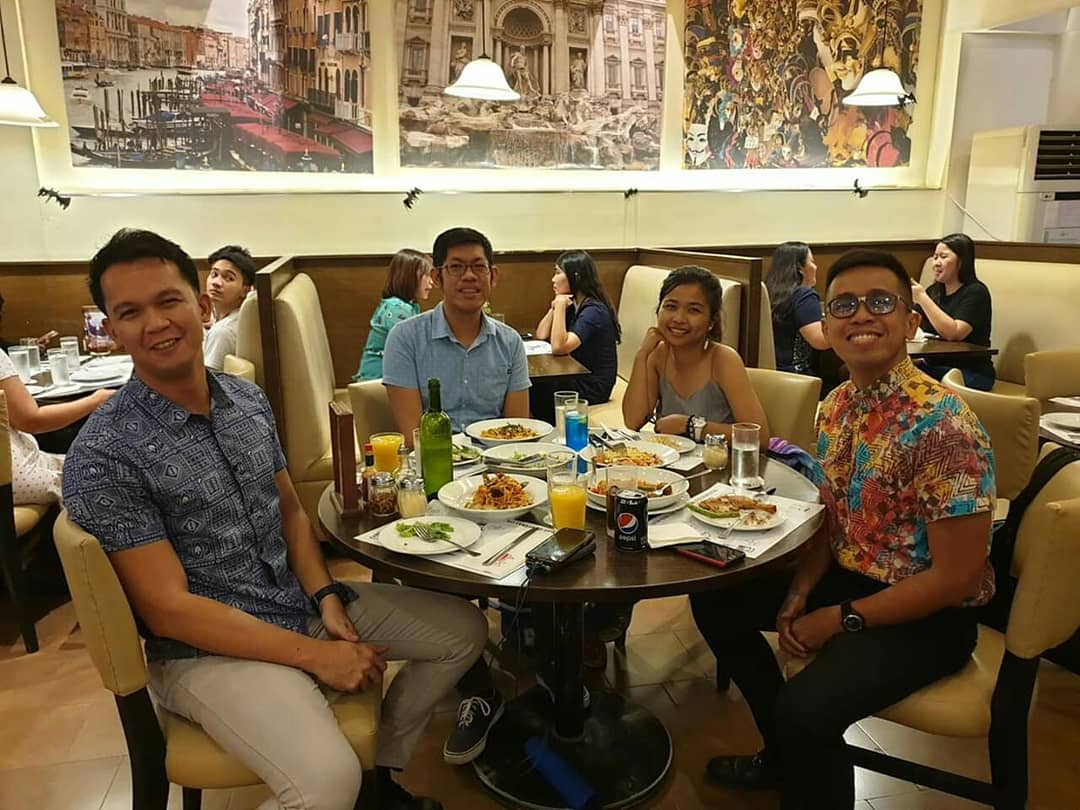 Two-year anniversary with my Thailand staff integration classmates